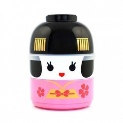 Lunch-box Kokeshi MAIKO