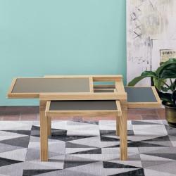 PAR TROIS  table