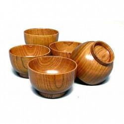 Bols japonais en bois