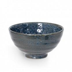 Bol à riz RURAL bleu