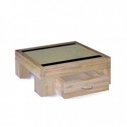 Chevet NAÏTO tatamibed avec tiroir