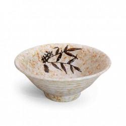 Bol ramen en porcelaine japonaise