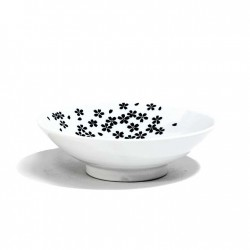 Coupe japonaise BLACK FLOWER