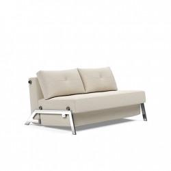 CUBED CHROME canapé-lit