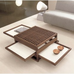 TETRA table modulable