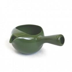 Théière Kyusu vert