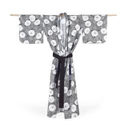 Yukata japonais KURU