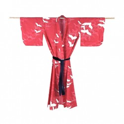 YUKATA femme ENVOL  rouge