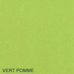 Housse de futon en coton coloris VERT POMME