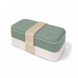 Bento box MONBENTO vert natural