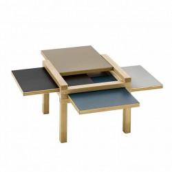 Table MINI PAR 4 Sculptures Jeux