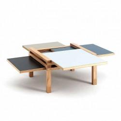 Table PAR 4 RAW chêne