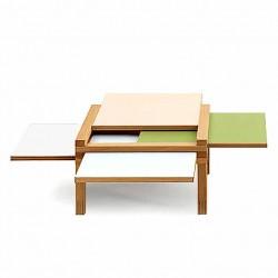 Table PAR 4 Sculptures Jeux
