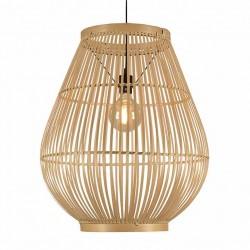 TUVALU BIG suspension bambou