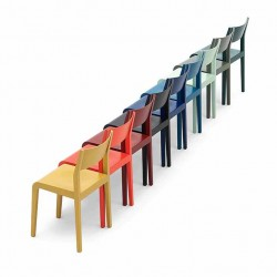Chaise empilable ALPHA