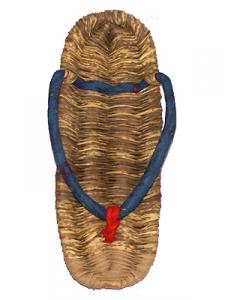 Waradji bleu