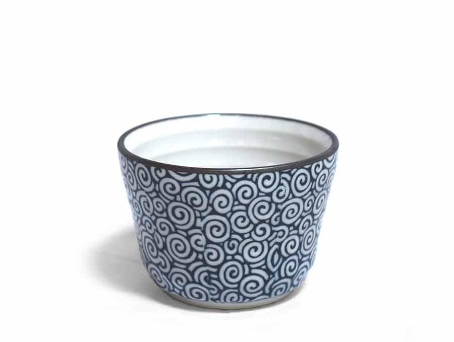 Gobelet à thé TAKO bleu