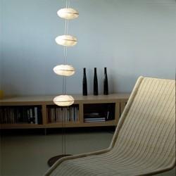 QUATRE COCONS lampadaire